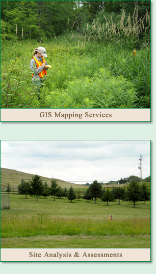 GIS Mapping - Site Analysis & Assessments